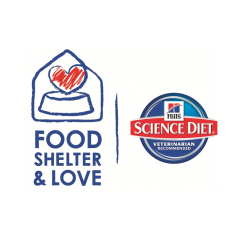 Food Shelter & Love - Hill's Science Diet