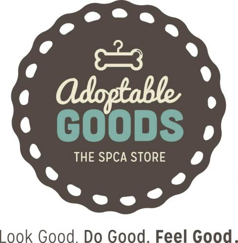 Adoptable Goods: The SPCA Store, Look Good. Do Good. Feel Good.